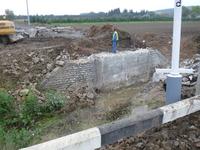 (2010.) - Rátót vasúti hídbontás