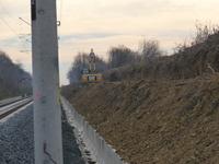 (2010.) - Sopronkövesd vasútépítés